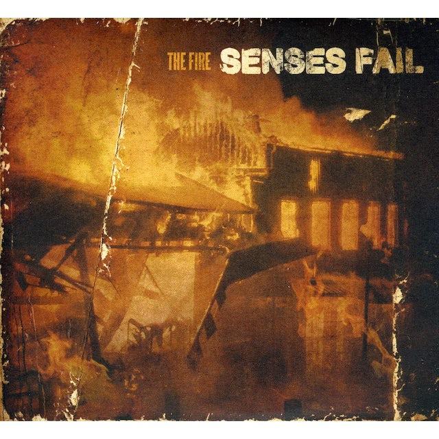 Senses Fail FIRE CD