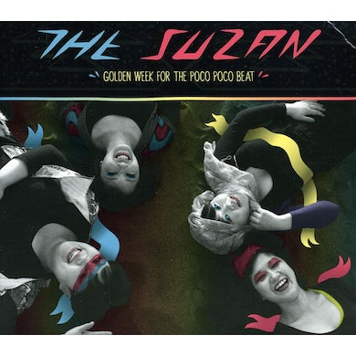 Suzan GOLDEN WEEK FOR THE POCO BEAT CD