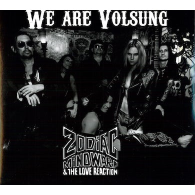 Zodiac Mindwarp / Love Reaction WE ARE VOLSUNG Vinyl Record