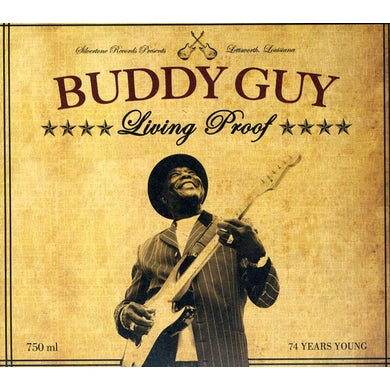 Buddy Guy LIVING PROOF CD