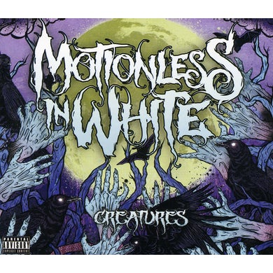Motionless In White CREATURES CD