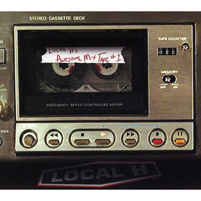 LOCAL H'S AWESOME MIX TAPE 1 CD