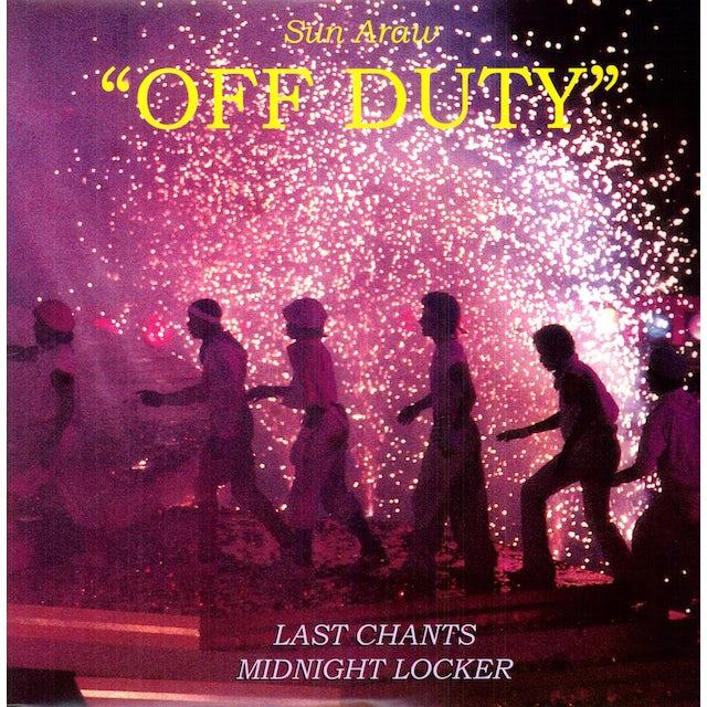 Sun Araw OFF DUTY Vinyl Record