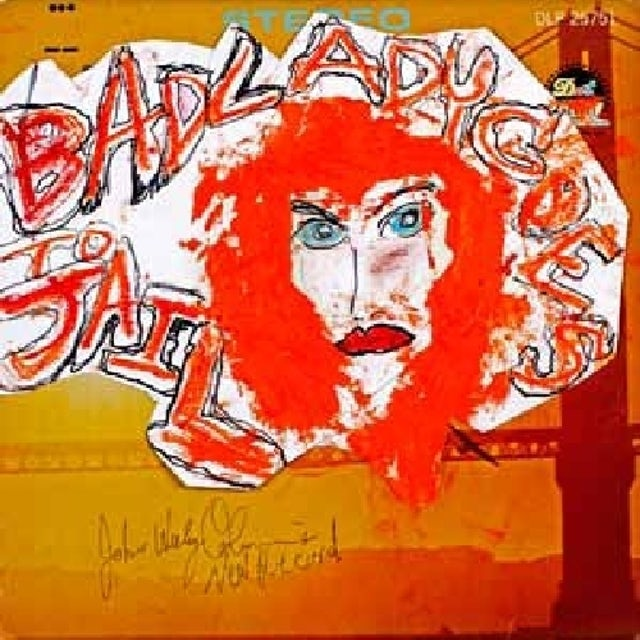 John Wesley Coleman BAD LADY GOES TO JAIL CD