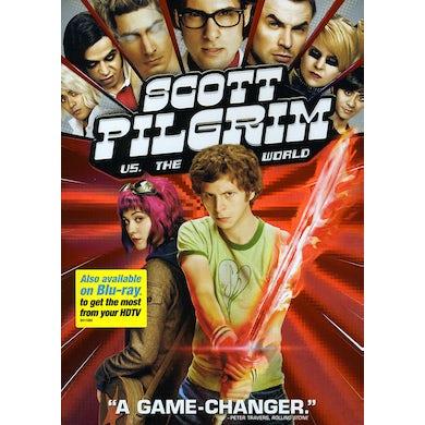 SCOTT PILGRIM VS THE WORLD DVD