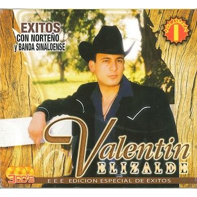 Valentin Elizalde EXITOS CD