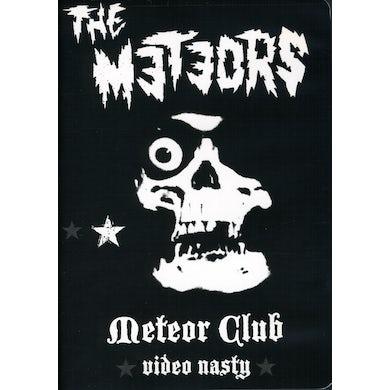 The Meteors METEOR CLUB-VIDEO NASTY DVD
