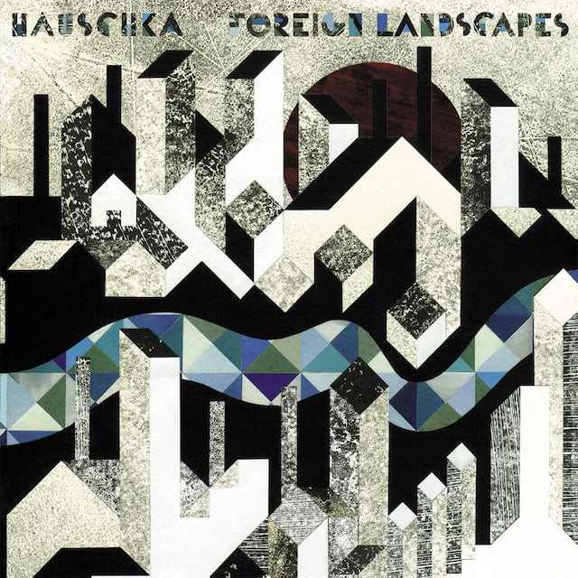 Hauschka FOREIGN LANDSCAPES Vinyl Record