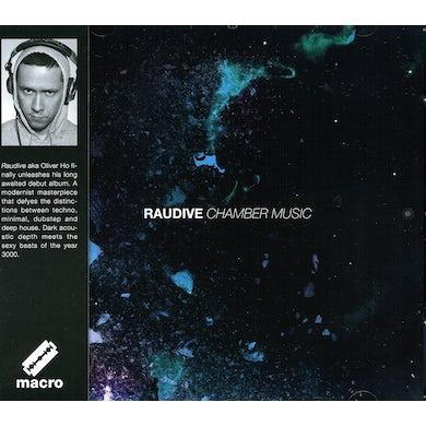 Raudive CHAMBER MUSIC CD