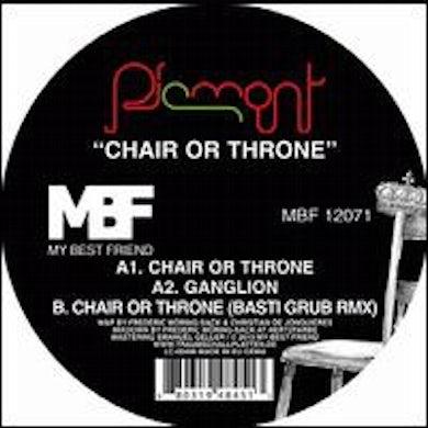 Piemont CHAIR OR THRONE Vinyl Record