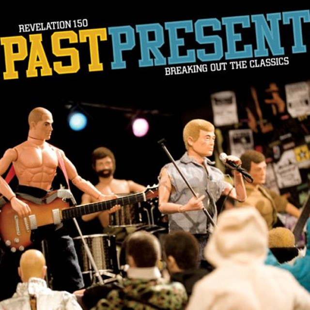 Past Present Breaking Out The Classics / Various Vinyl Record