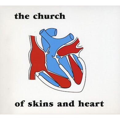 The Church OF SKINS & HEART CD