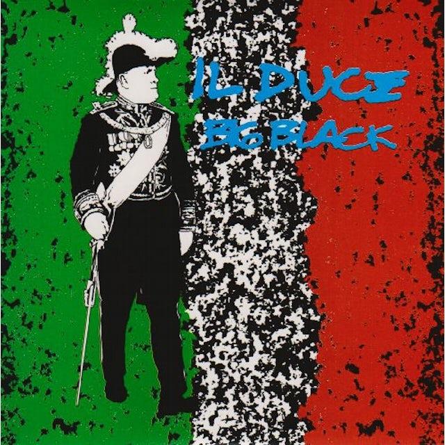 Big Black IL DUCE Vinyl Record