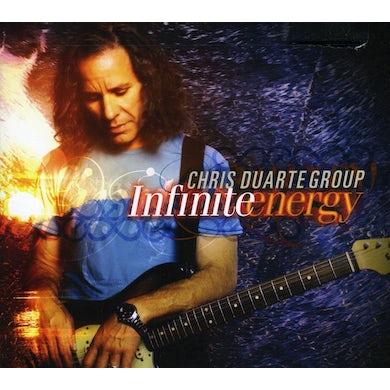 Chris Duarte INFINITE ENERGY CD
