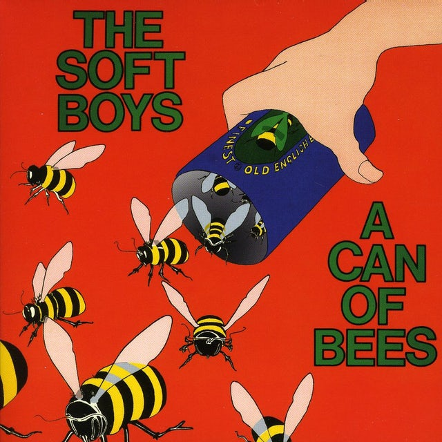 Soft Boys CAN OF BEES CD