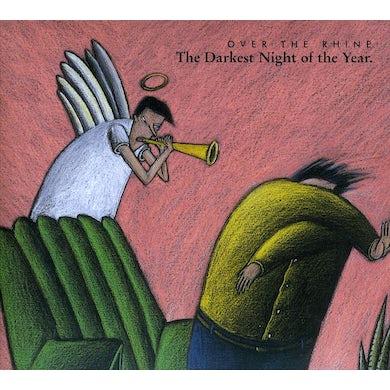 Over The Rhine DARKEST NIGHT OF THE YEAR CD