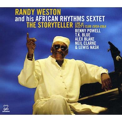 Randy Weston STORYTELLER CD