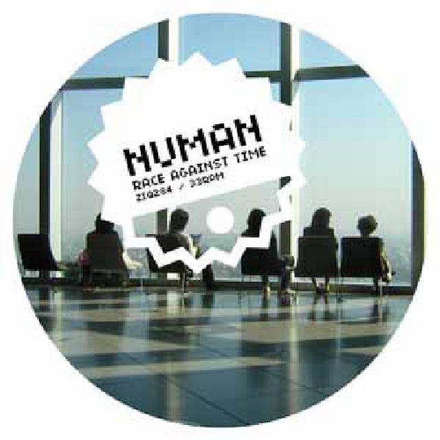Numan RACE AGAINST TIME Vinyl Record