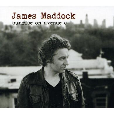 James Maddock SUNRISE ON AVENUE C CD