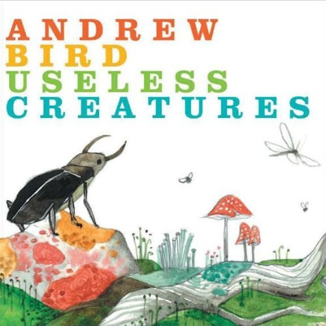 Andrew Bird USELESS CREATURES Vinyl Record