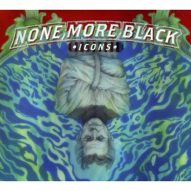 None More Black ICONS CD