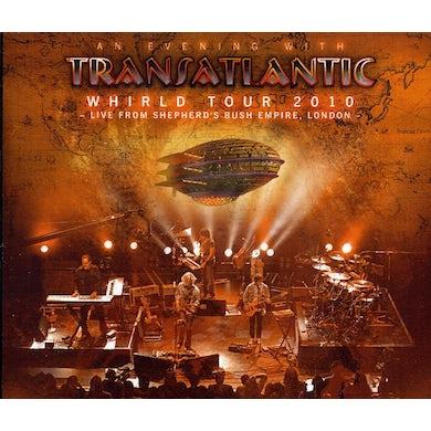 Transatlantic WHIRLD TOUR 2010: LIVE IN LONDON CD