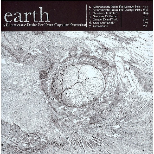 Earth BUREAUCRATIC DESIRE FOR EXTRA CAPSULAR EXTRACTION CD