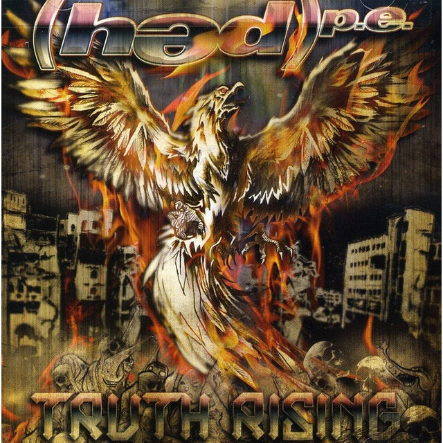 Hed PE TRUTH RISING CD