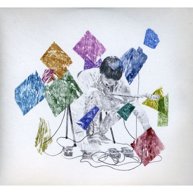 Dustin Wong INFINITE LOVE CD