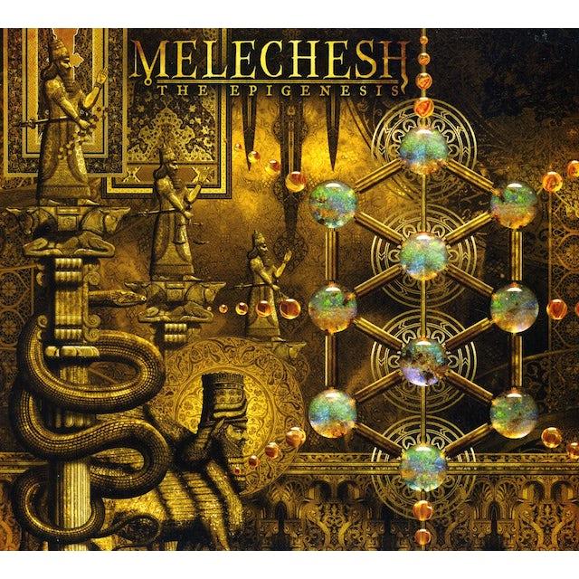 Melechesh EPIGENESIS CD