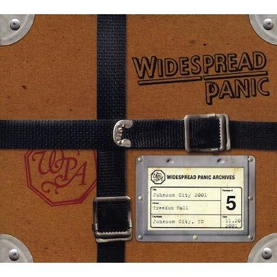 Widespread Panic JOHNSON CITY 2001 CD