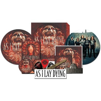 As I Lay Dying POWERLESS RISE CD