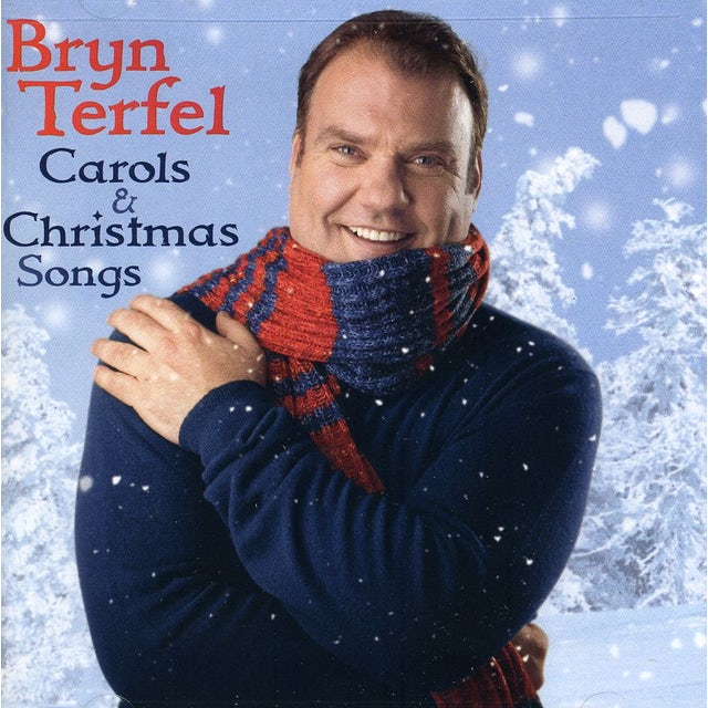Bryn Terfel CAROLS & CHRISTMAS SONGS CD