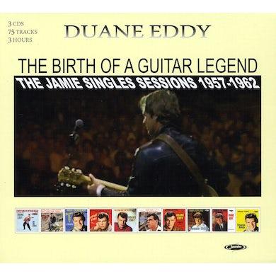 Duane Eddy JAMIE SINGLES SESSIONS CD