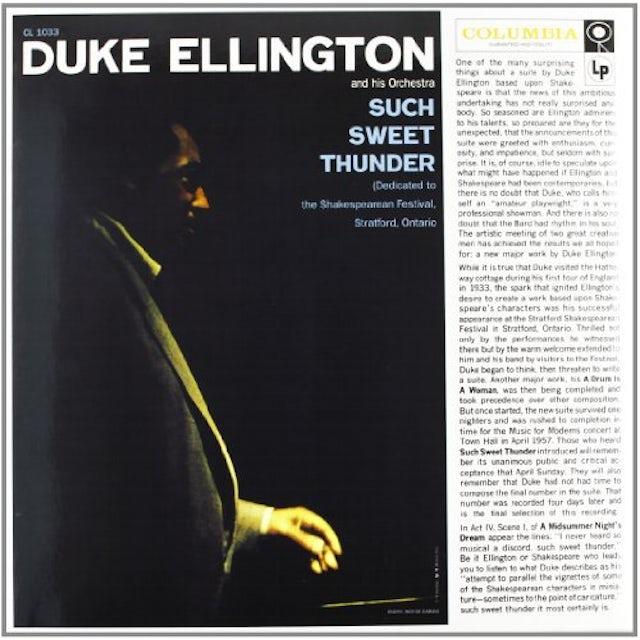 Duke Ellington SUCH SWEET THUNDER Vinyl Record