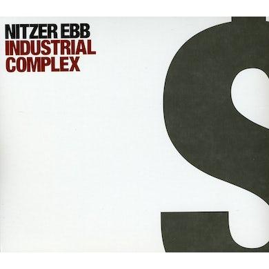 Nitzer Ebb INDUSTRIAL COMPLEX CD