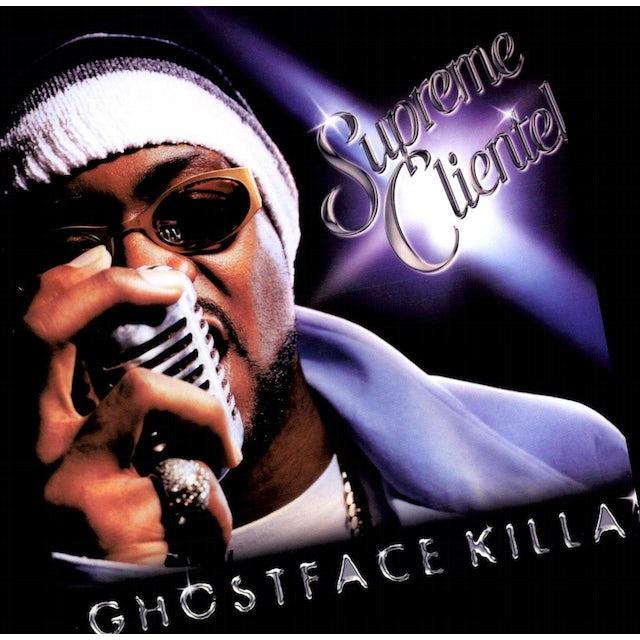 Ghostface Killah SUPREME CLIENTELE Vinyl Record