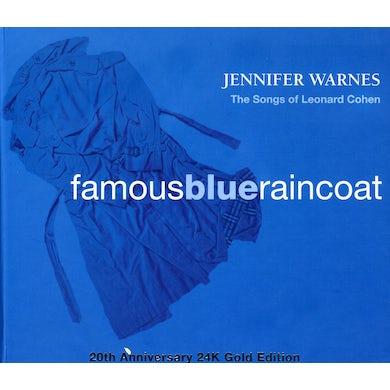 Jennifer Warnes FAMOUS BLUE RAINCOAT CD