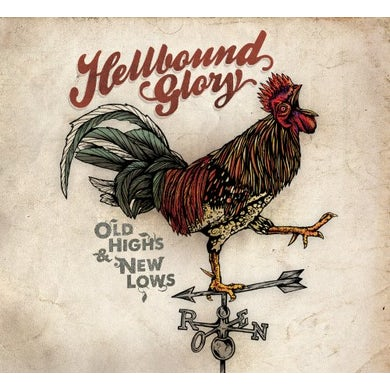 Hellbound Glory OLD HIGHS NEW LOWS CD