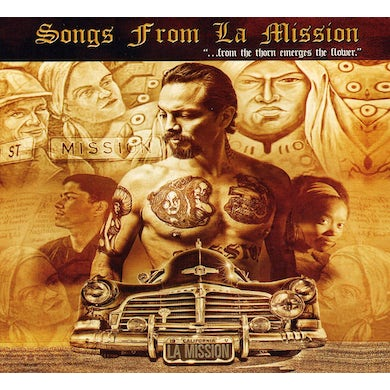 SONGS FROM LA MISSION CD