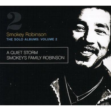Smokey Robinson SOLO ALBUMS 2 CD