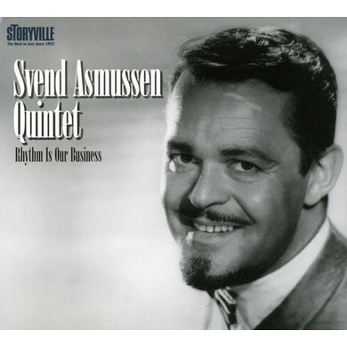 Svend Asmussen RHYTHM IS OUR BUSINESS CD