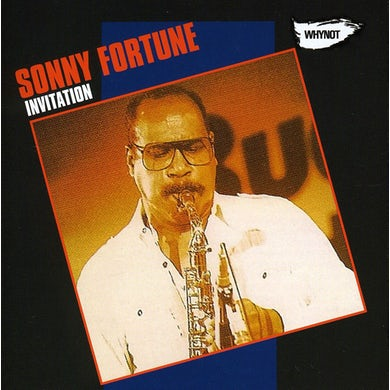 sonny fortune INVITATION CD