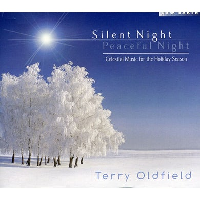 Terry Oldfield SILENT NIGHT PEACEFUL NIGHT CD