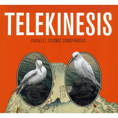 Telekinesis PARALLEL SEISMIC CONSPIRACIES CD