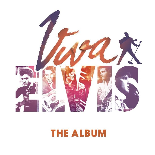 VIVA ELVIS Vinyl Record