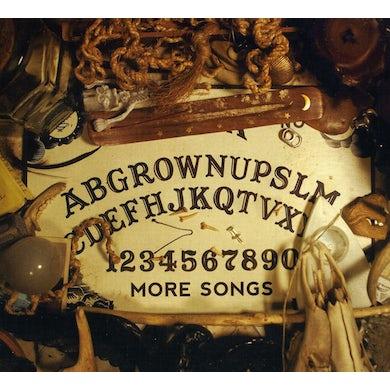 Grown Ups MORE SONGS CD
