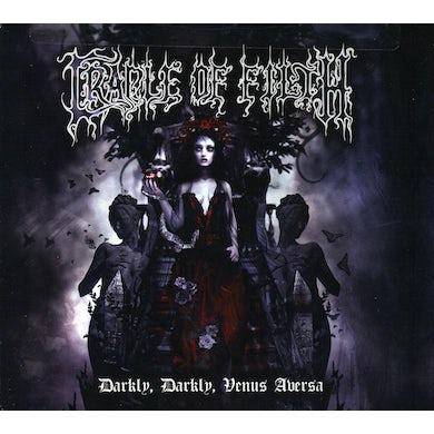 Cradle Of Filth DARKLY DARKLY VENUS AVERSA CD