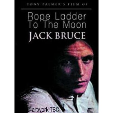 Jack Bruce ROPE LADDER TO THE MOON DVD