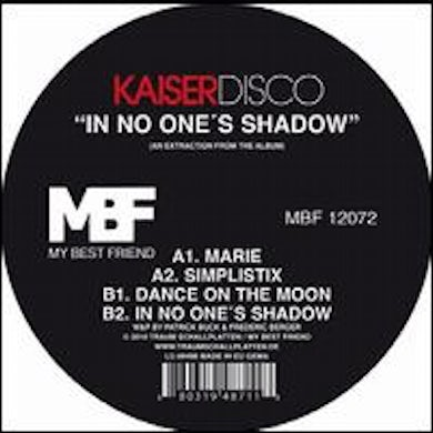 Kaiserdisco IN NO ONES SHADOW Vinyl Record
